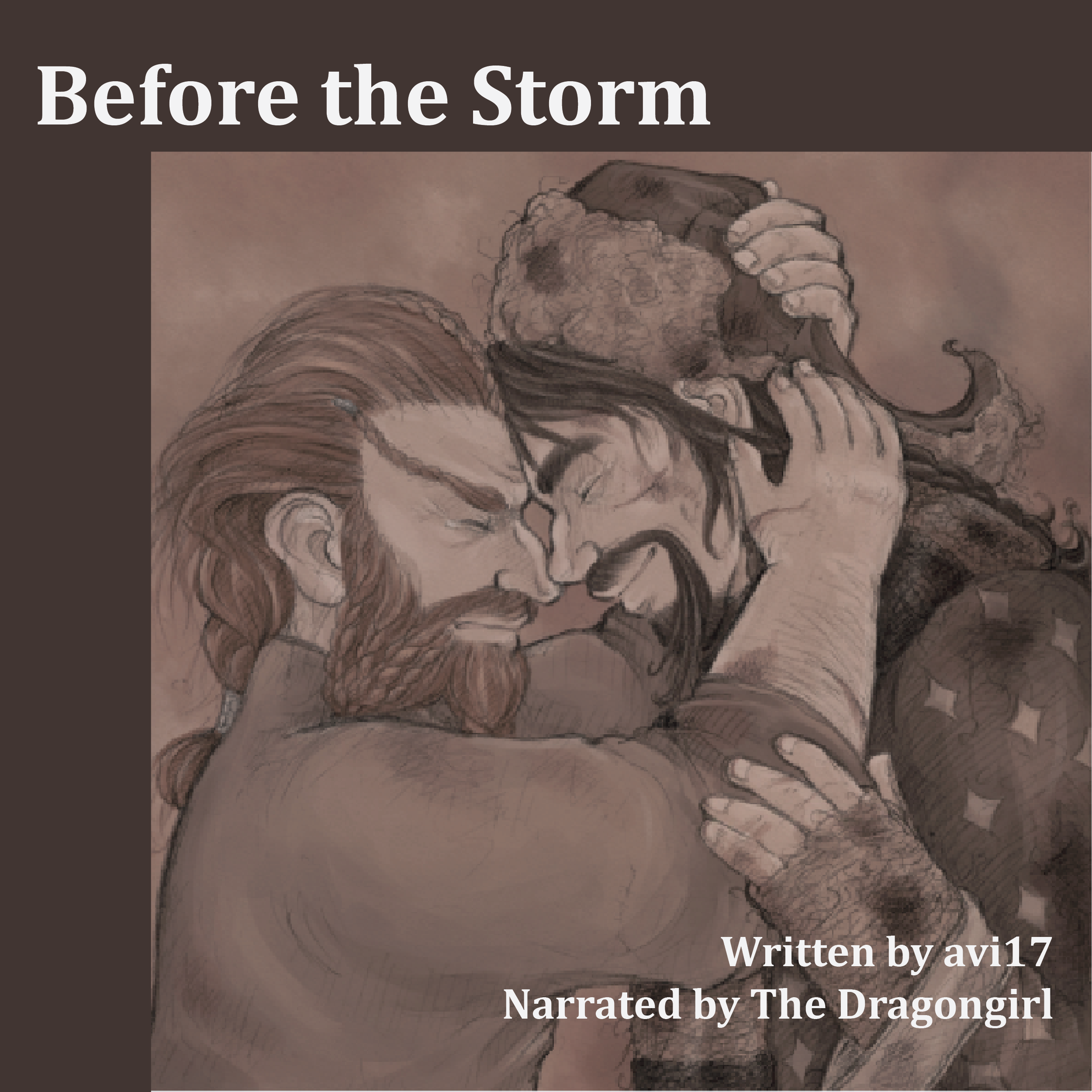 Album Cover for Before The Storm