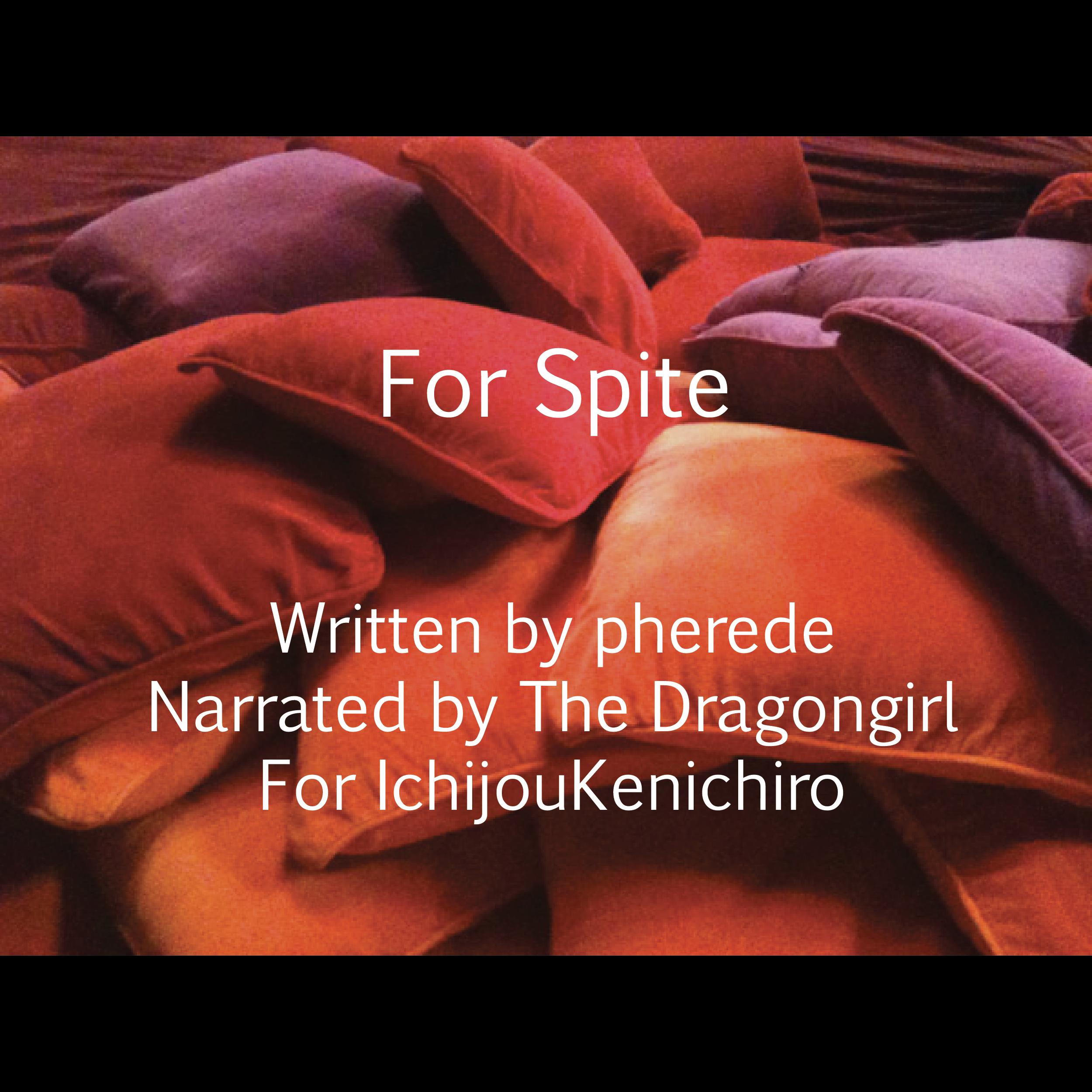 For Spite Album Cover