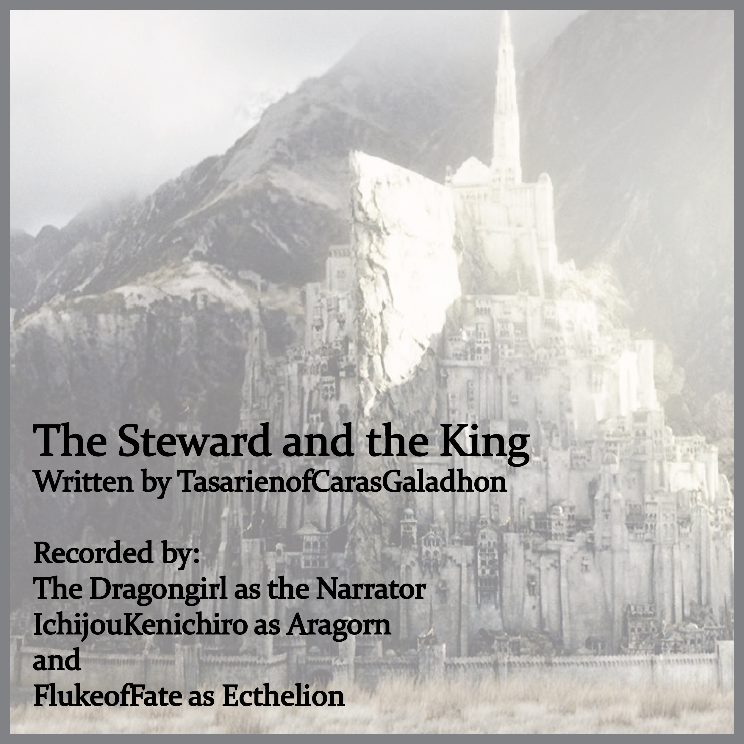 The Steward and the King Album Cover