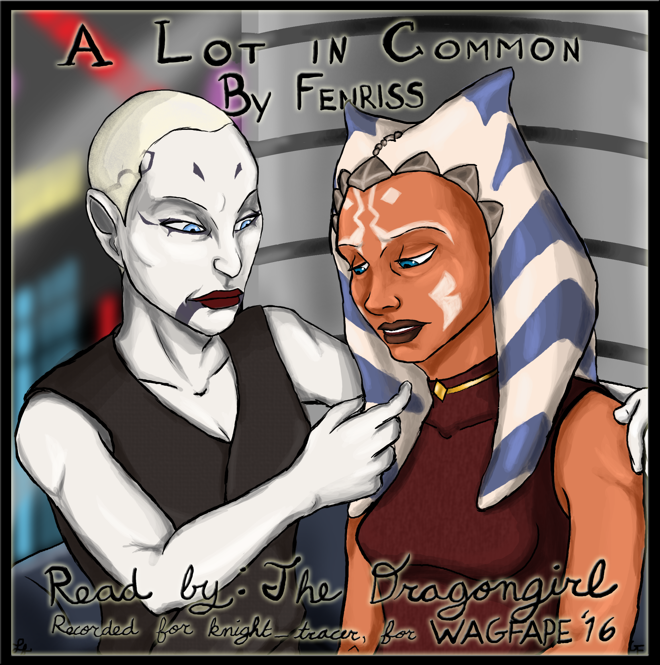 A Lot in Common [Podfic] - the_dragongirl - Star Wars: The ...